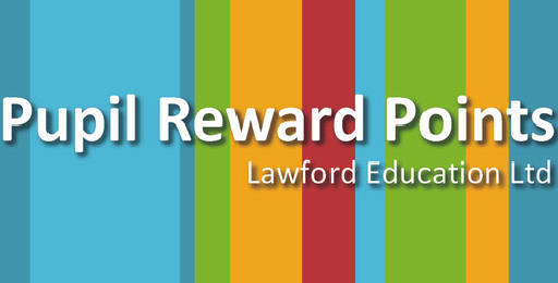 Pupil Reward Points